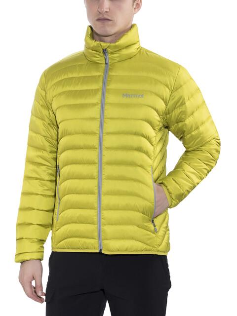 Marmot Tullus Jas Heren geel